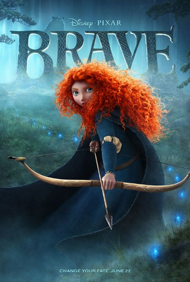 Disney/Pixar's Brave Movie Review, in Theaters NOW!