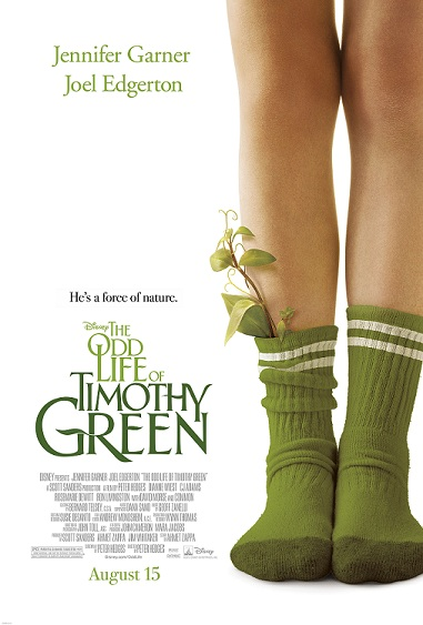 Disney's The Odd Life of Timothy Green | Family Recipes & Activities Summer Fun Kit! (In Theatres everywhere August 15)
