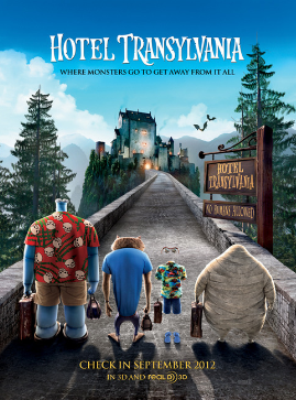 "Hotel Transylvania | ""Call Me Mavy"" Video Clip, In Theaters Everywhere September 28, 2012 #HotelT"