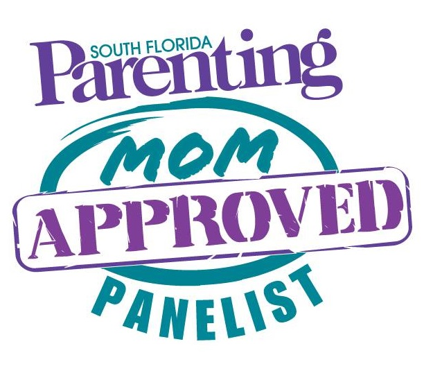 South Florida Parenting Magazine Mom Approved Panelist