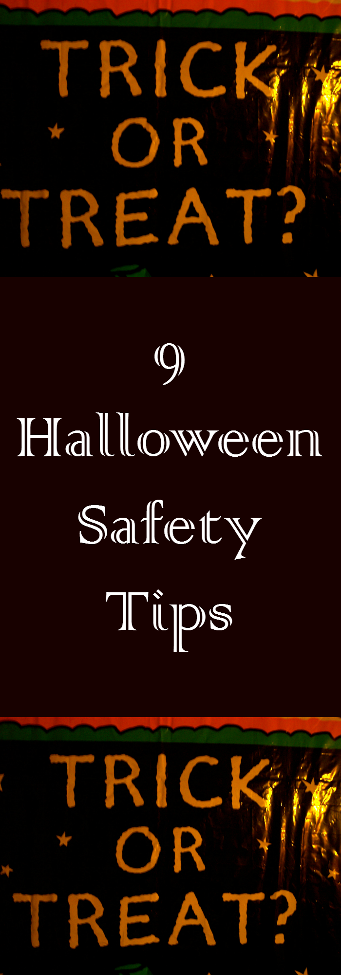Follow these simple Halloween Safety Tips to ensure that you and your family have safe and fun day trick-or-treating. More at CleverlyMe.com