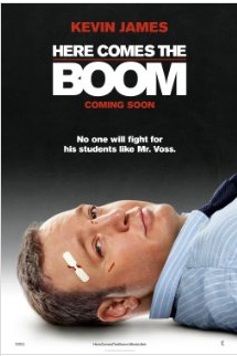 Here Comes the Boom Movie Review! #herecomestheboom