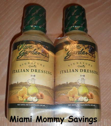 Olive Garden Salad Dressing Review Simply Delicious Miami Mommy Savings