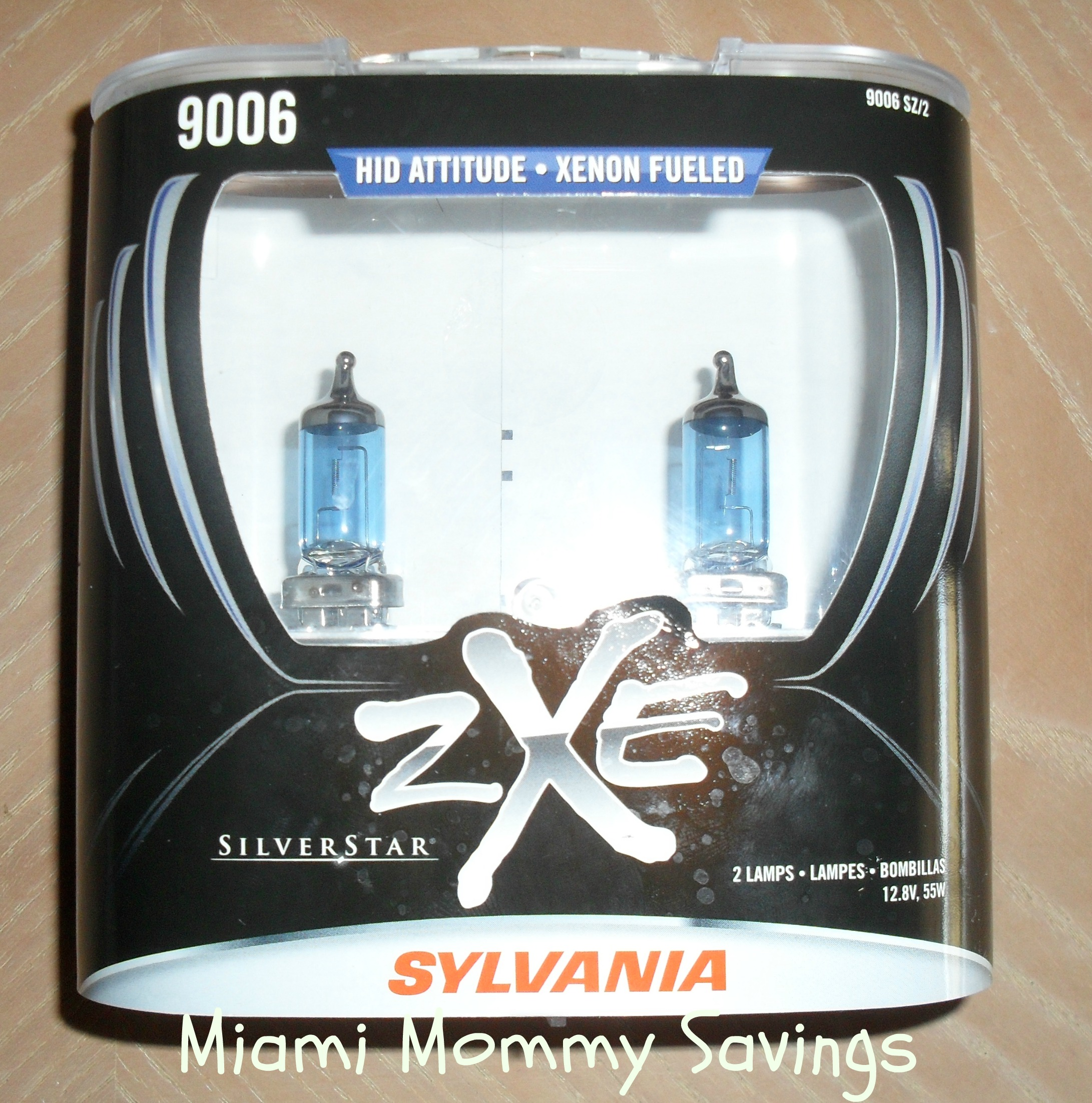 Silvania Silverstar zXe Halogen Headlights Review! @SYLVANIA