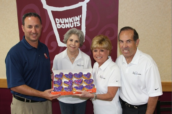 Miami Dunkin' Donuts Franchisee: Pediatric Cancer Research Fundraising Campaign!