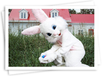 iCaughtTheEasterBunny Review! @catchacharacter