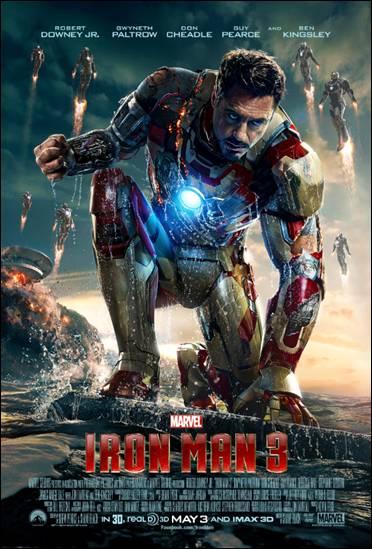 Iron Man 3 Movie Review! #IronMan3