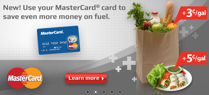 MasterCard & Fuel Rewards Network