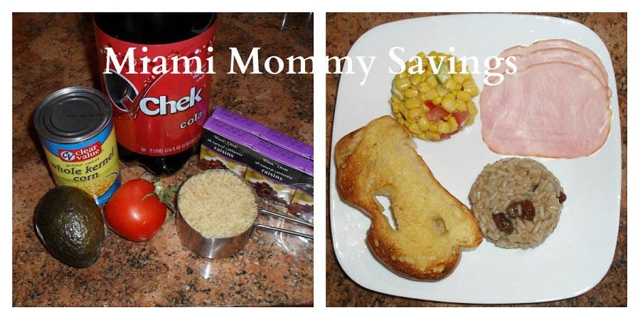Miami Mommy Savings Chek Soda recipe