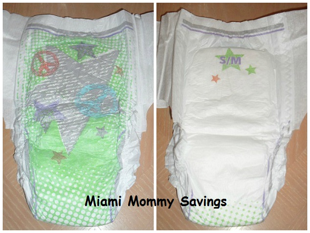 Aaliyah tries on a baby diaper. She pees in it to see if it wil hold. There are no leaks, so she puts her shorts back on, over the soaked diaper. She pees in it to see if it wil hold. There are no leaks, so she puts her shorts back on, over the soaked diaper.