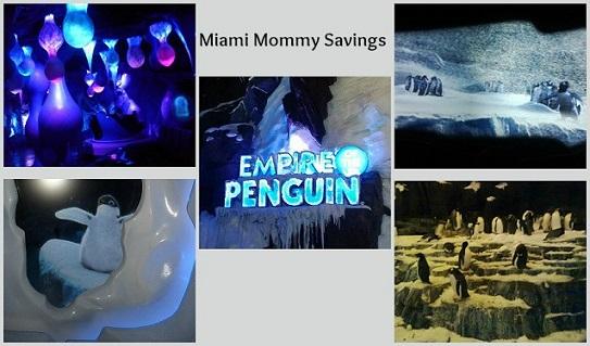 Antarctica Empire of the Penguin Collage