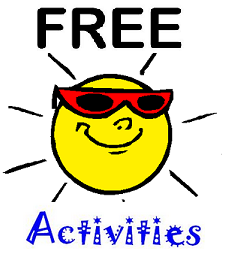 FREE Summer Activities Roundup for Week of July 5, 2013 to July 11, 2013