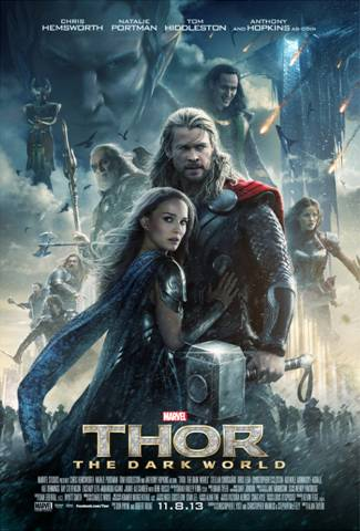 THOR: THE DARK WORLD – Three New Clips Available,  in theaters on November 8, 2013! #ThorDarkWorld
