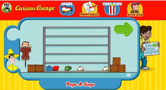 Pbs Kids Launches Over 25 New Online Games In Spanish Featuring The Cat In The Hat Curious George And Sid The Science Kid Cleverly Me South Florida Lifestyle Blog Miami Mom Blogger