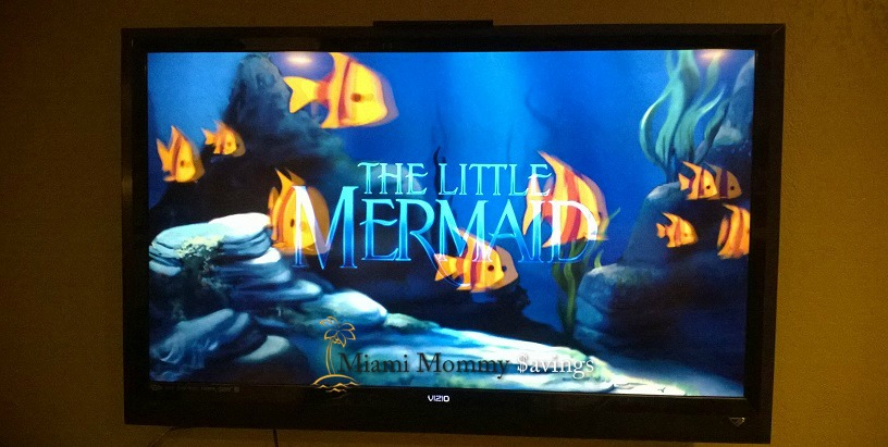 The Little Mermaid Diamond Edition Blu-Ray and DVD Review!