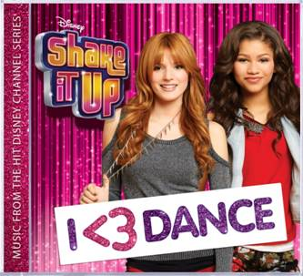Shake It Up: I <3 Dance CD Review!