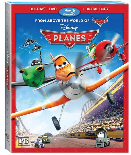 Disney Planes Blu-Ray + DVD + Digital Copy Movie Review! {Holiday Gift Guide 2013}