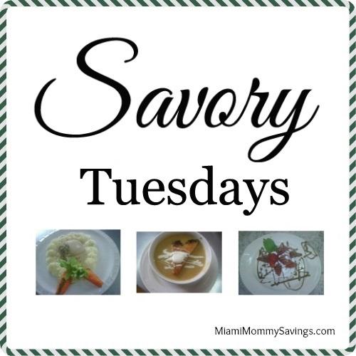 Savory Tuesday