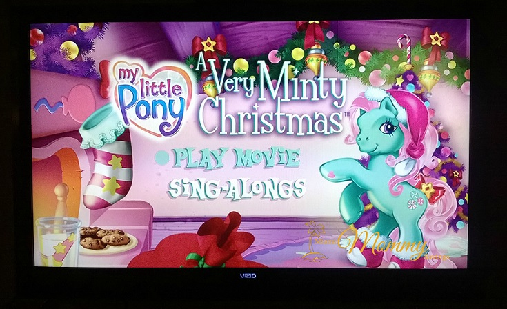 My Little Pony A Very Minty Christmas DVD Review! {Holiday Gift Guide 2013}