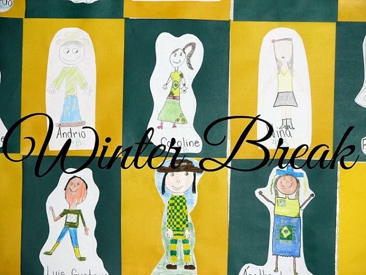 Cute Crafts for Kids to do During Winter Break!