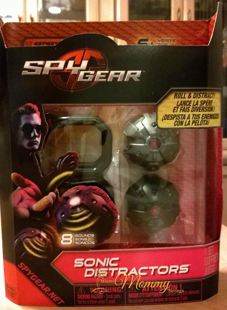 Spy Toys For Boys : Spy gear panosphere degree cam spike mic