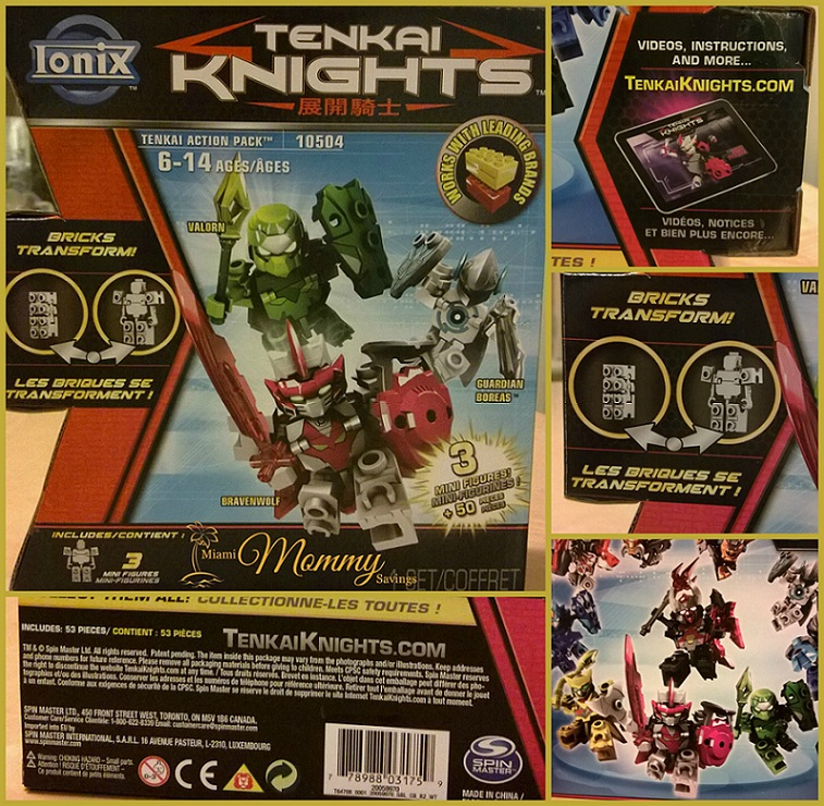 Tenkai_Knights_Action_Pack_Collage_Miami_Mommy_Savings
