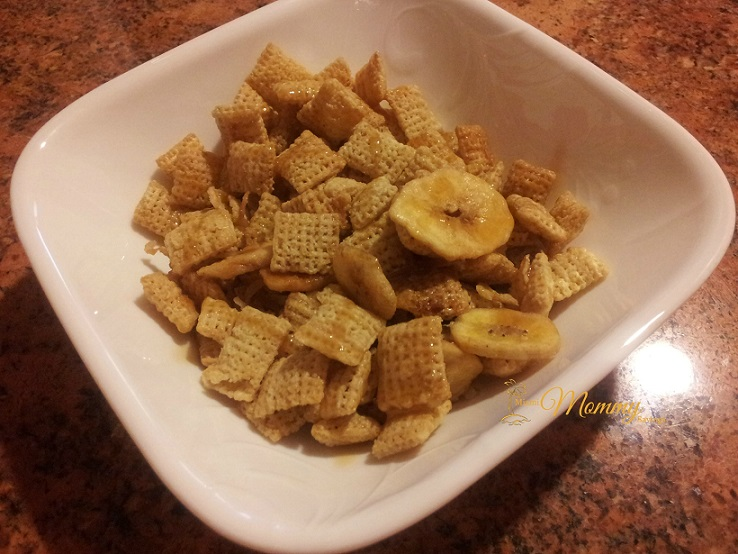 Tropical Island Chex Party Mix!