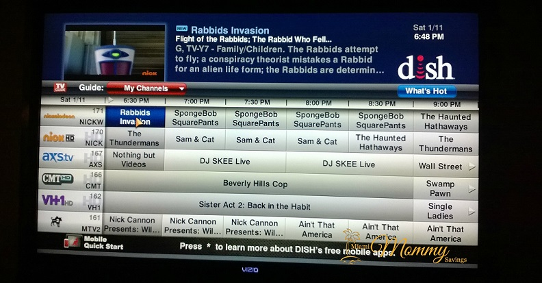 Dish Network Tv Guide Travel Channel