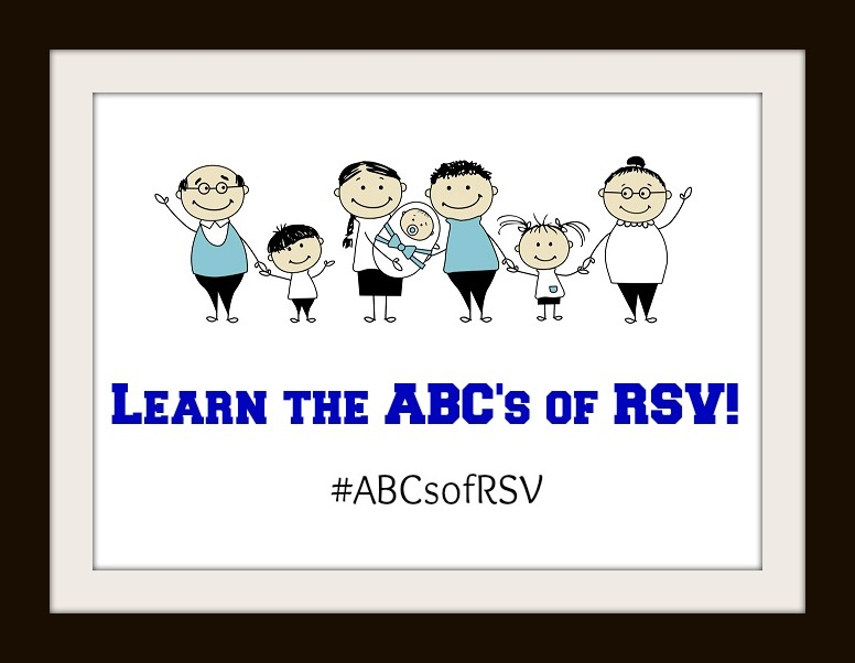 Learn the ABC's of RSV! #ABCsofRSV