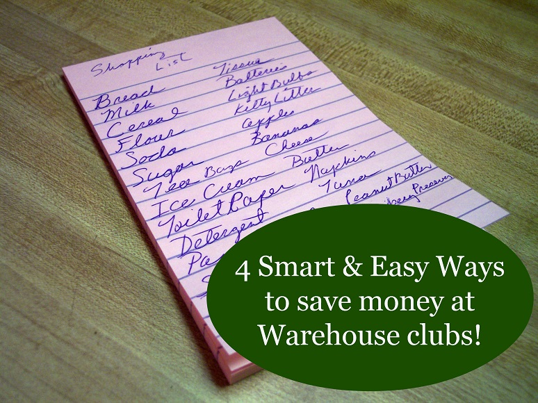 4 Smart and easy ways to save money at warehouse clubs
