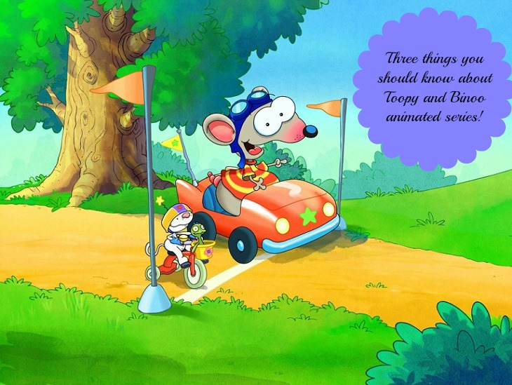 Toopy and binoo animated series review cleverly me for Toopy and binoo coloring pages