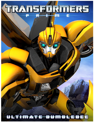 Transformers Prime: Ultimate Bumblebee DVD Review!