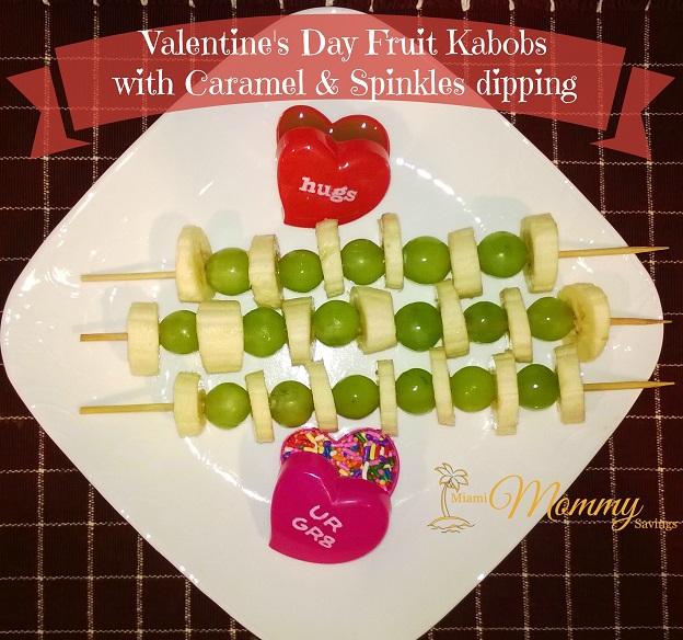 Valentine's Day Snacks Recipes! #WDVdayTreat