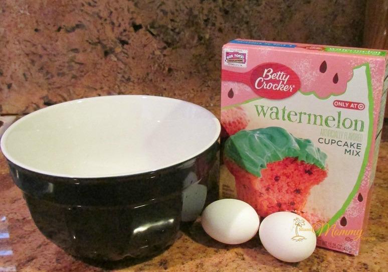 Introducing Betty Crocker Watermelon Cake & Frosting! # ...
