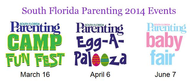 South Florida Parenting Magazine: Egg-A-Palooza on April 6, 2014!