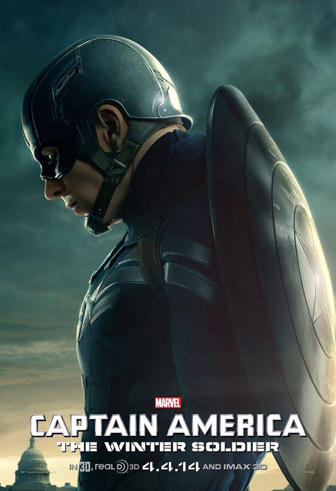 Captain America: The Winter Soldier Movie Review! #CaptainAmerica