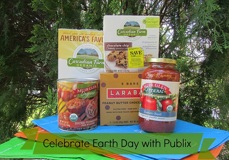 Celebrate Earth Day with Publix! #PublixEarthDay #PlatefullCoOp #spon