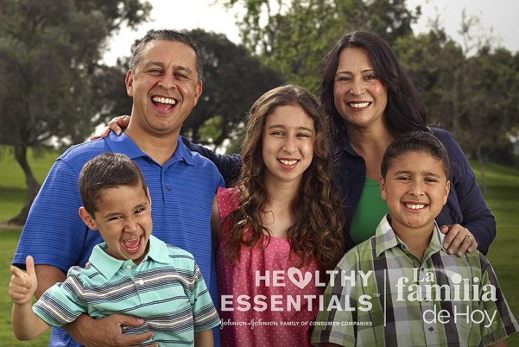 Healthy Essentials Presents La Familia De Hoy (Today's Family)!
