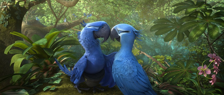 Rio 2 Movie Review! #Rio2