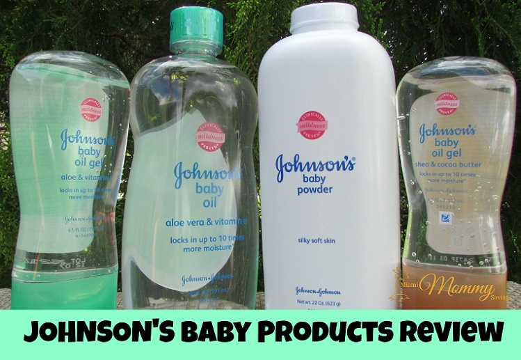 JOHNSON'S Baby Products Review! {Summer Gift Guide ...