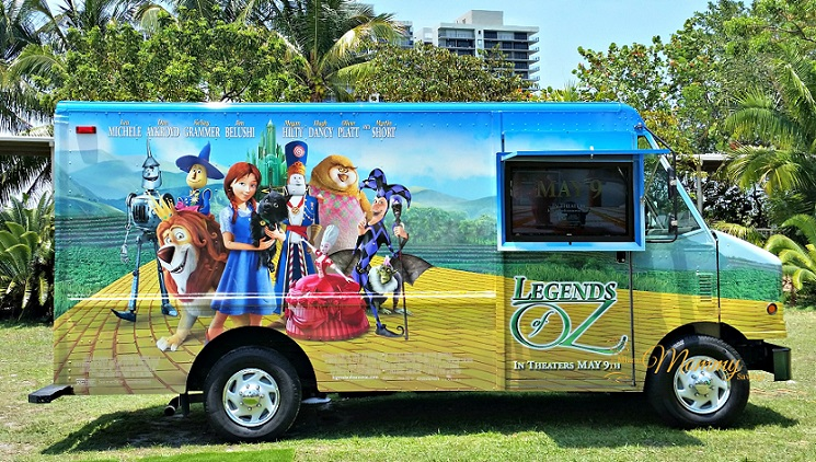 Legends of Oz World Express Tour Miami Stop! @JungleIsland @LegendsOfOz