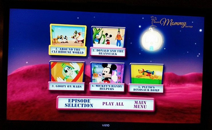 Mickey Mouse Clubhouse: Around the Clubhouse World DVD ...