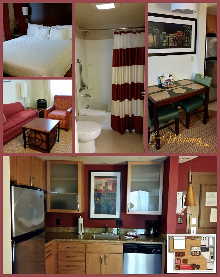 Residence Inn by Mariott Miami Airport Location. Learn More at MiamiMommySavings