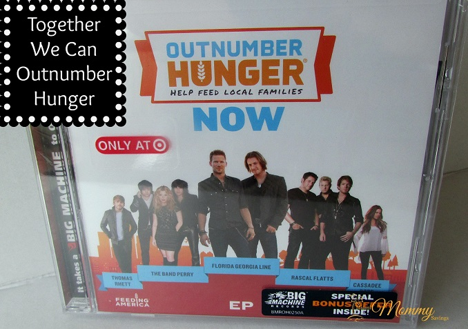 Together We Can Outnumber Hunger! #OutnumberHunger #PlatefullCoOp #spon
