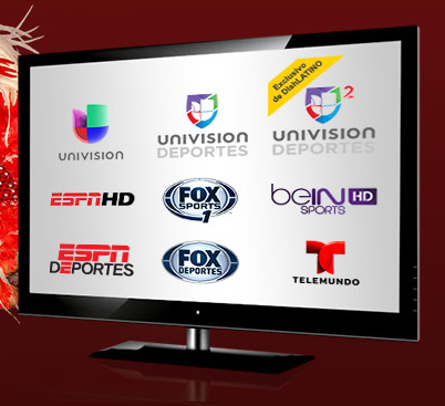 Dish Network Futbol World Cup 2014 Coverage Channel Line Up