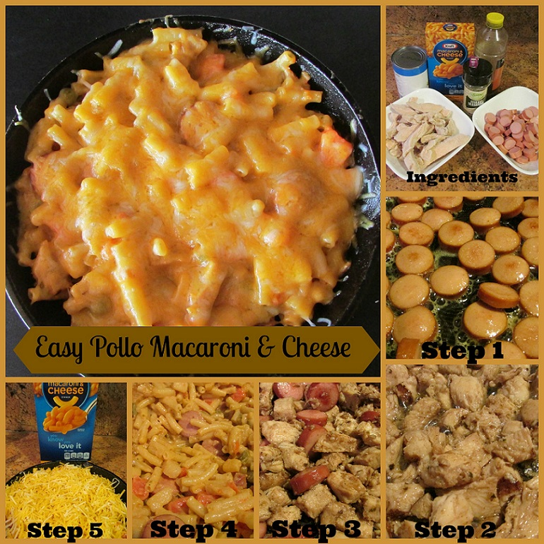 Easy-Pollo-Macaroni-&-Cheese-#GolazoKraft-#CollectiveBia-Miami-Mommy-Savings