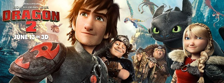 How to Train Your Dragon 2 Movie Review, In Theaters NOW!