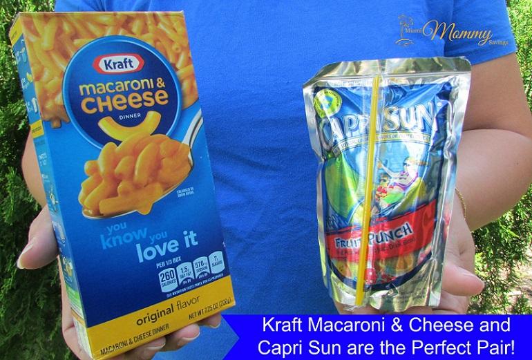 Kraft-Macaroni-&-Cheese-and-Capri-Sun-Products-#GolazoKraft-#CollectiveBia-Miami-Mommy-Savings
