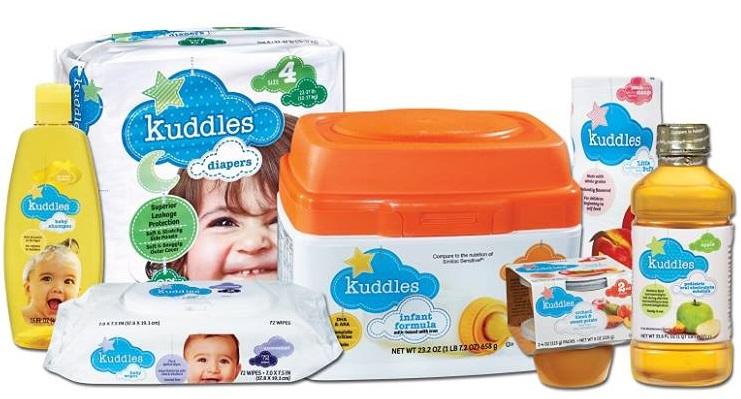 Winn-Dixie Kuddles Baby Brand Product Re-Launched! #KuddlesMom #MakeHappyHappen