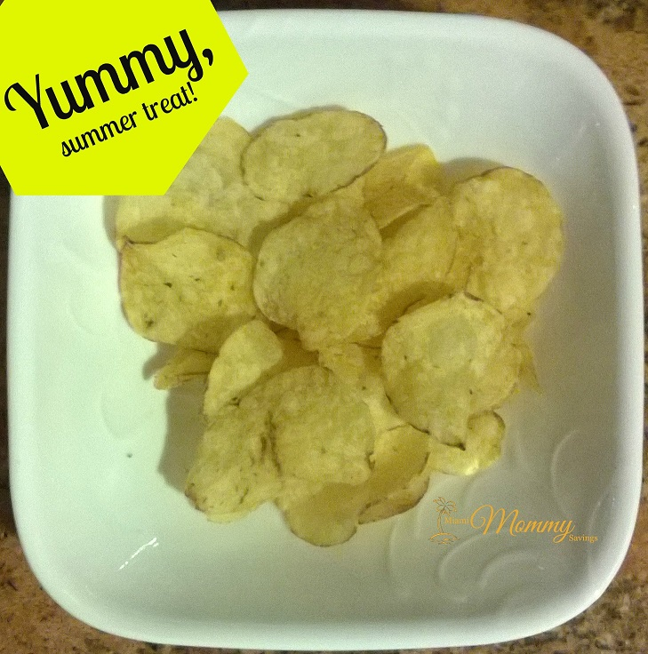 Tyrrell's Hand Cooked English Chips Review! {Summer Gift Guide}